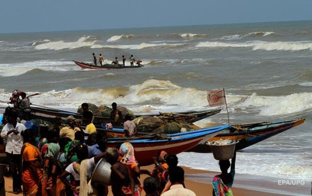 В Індії через циклон почали масову евакуацію