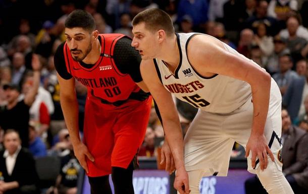 НБА: Портленд обіграв Денвер і зрівняв рахунок в серії