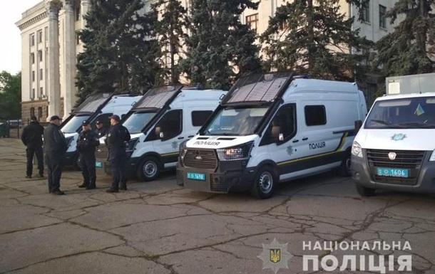 Річниця трагедії в Одесі: силовики готові до провокацій