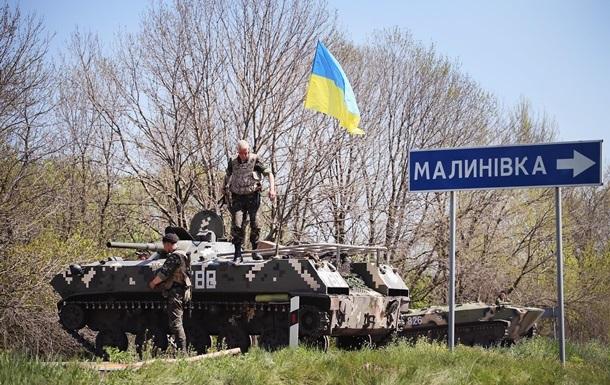 Наєв підбив підсумки року ООС на Донбасі