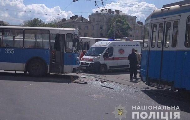ДТП в Виннице: в полиции сообщили подробности
