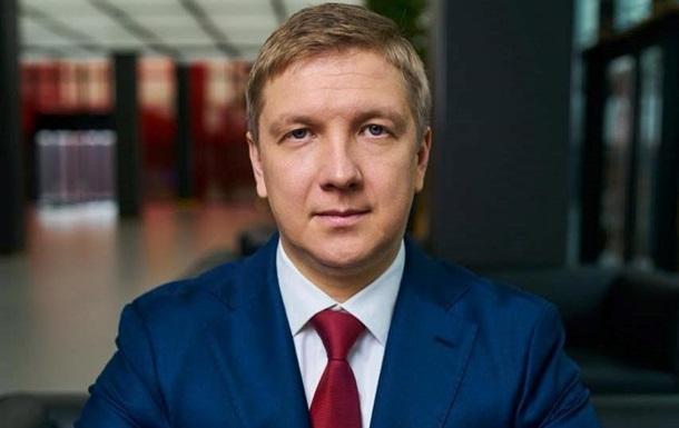 Коболев заявил, что РФ начала переговоры о транзите газа через Украину