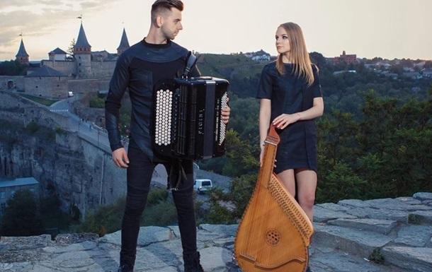Хіти Rammstein зіграли на українських інструментах