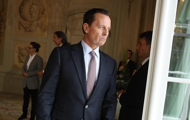 Посол США в Німеччині знову погрожує санкціями за Nord Stream-2