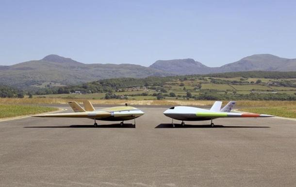 В Британии совершил полет первый самолет без закрылок