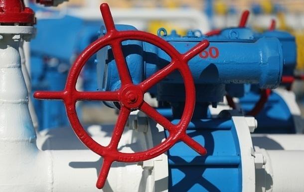 Україна з початку року збільшує транзит газу