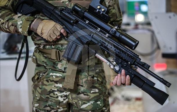 У Туреччині показали лазерну зброю майбутнього