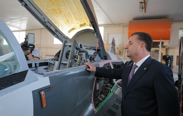 Полторак заявив про новий етап модернізації літаків для ЗСУ