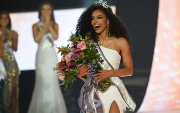 Мисс Америка 2019 стала Чесли Крист
