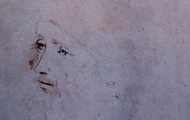 Виявлено невідомий прижиттєвий портрет да Вінчі