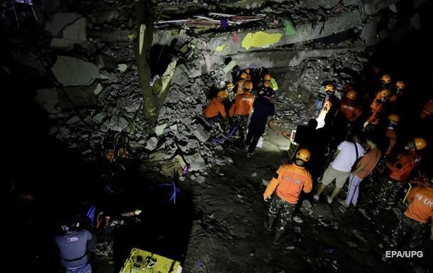 Сильний землетрус стався на Філіппінах