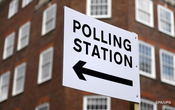 Британські консерватори показали найгірший результат на виборах за 25 років