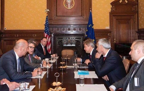 У Зеленського обговорили зі США газ й енергетику