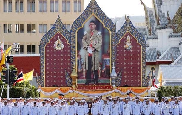 У Таїланді коронували Раму Х