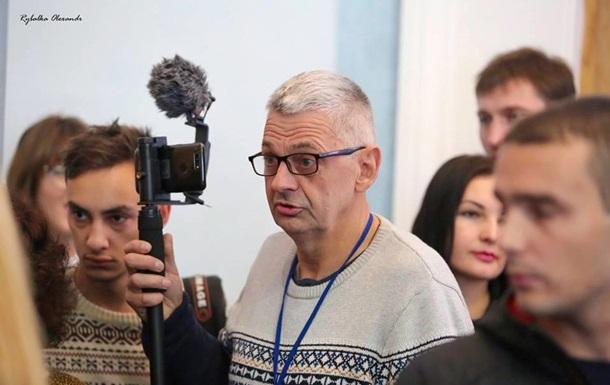 У Черкасах побили журналіста, він у реанімації