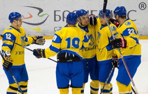 Хокей: Україна зберегла прописку в Дивізіоні IB