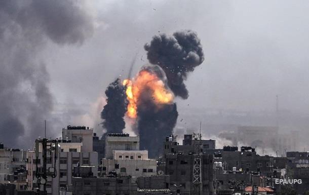 Армія Ізраїлю засікла пуски 200 ракет з сектора Газа