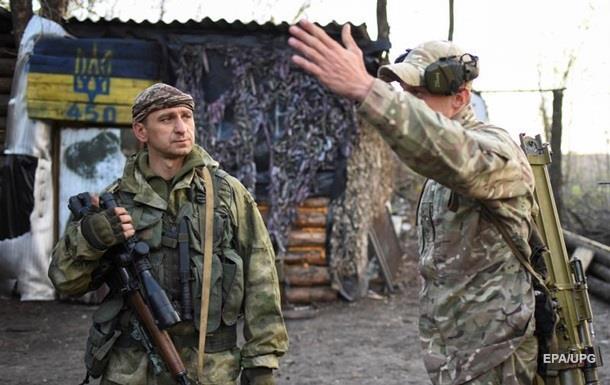 На Донбасі за день дев ять обстрілів, втрат немає