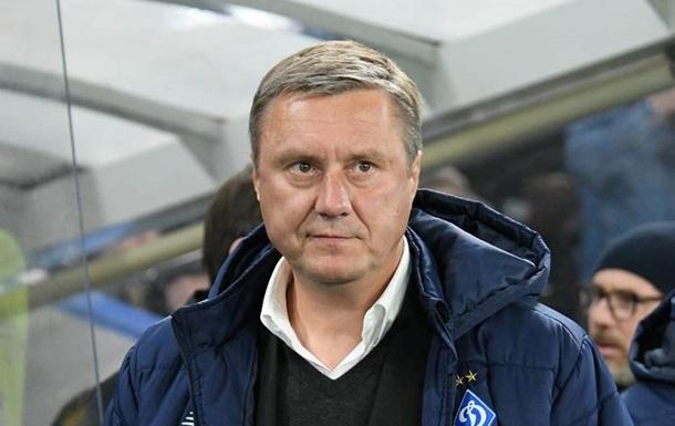 Хацкевич: Винен завжди тренер, хлопці молодці