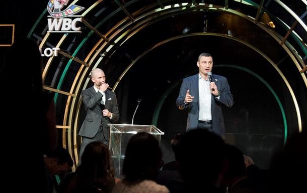 Кличко продав екскурсію по Києву за 50 тисяч доларів