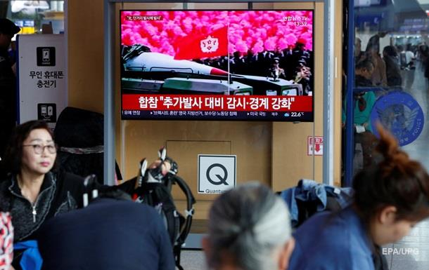 КНДР назвала мету ракетних випробувань