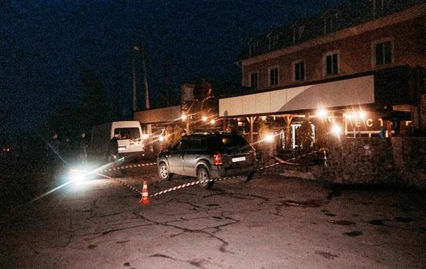 Стрілянина під Києвом: убитий поліцейський чиновник