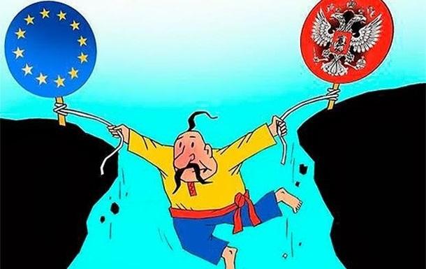 Стена или мост: Украина может как разделить, так и связать Восток и Запад