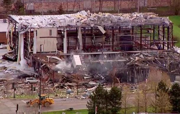 Вибух на хімзаводі у США: загинули три людини