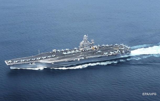 США пригрозили Ірану авіаносцем