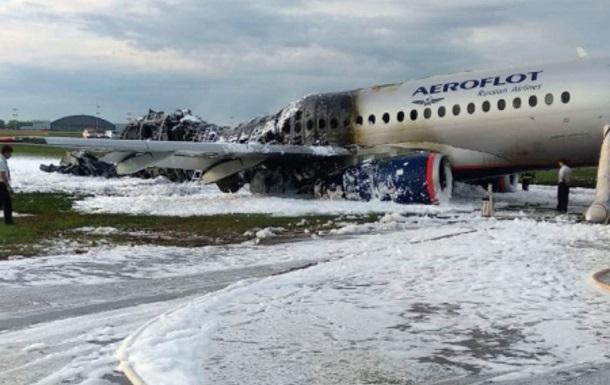 Пілот згорілого SSJ-100 розповів подробиці аварії