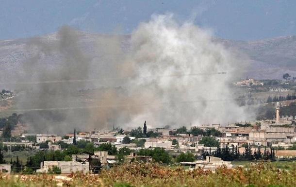 Ідліб знову зазнав бомбардувань з боку урядових сирійських військ