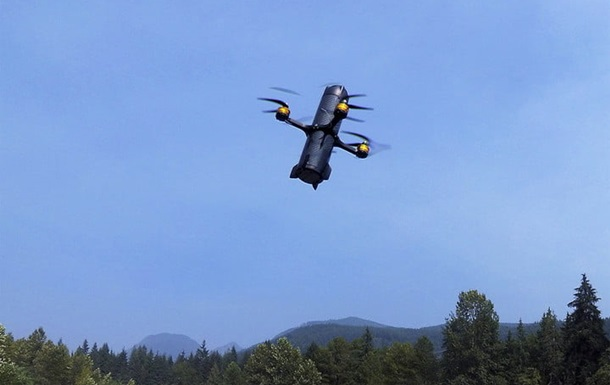 Канадцы создали дрон-камикадзе, уничтожающий беспилотники