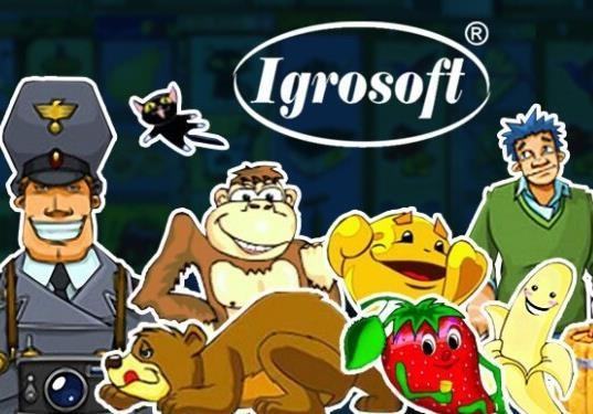 Компания Игрософт