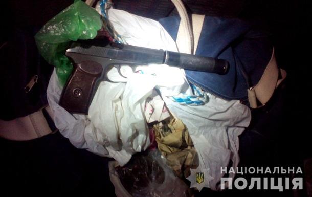 Вбивство поліцейського чиновника під Києвом: затримано двох