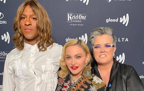 Мадонна показала, как веселится с представителями ЛГБТ