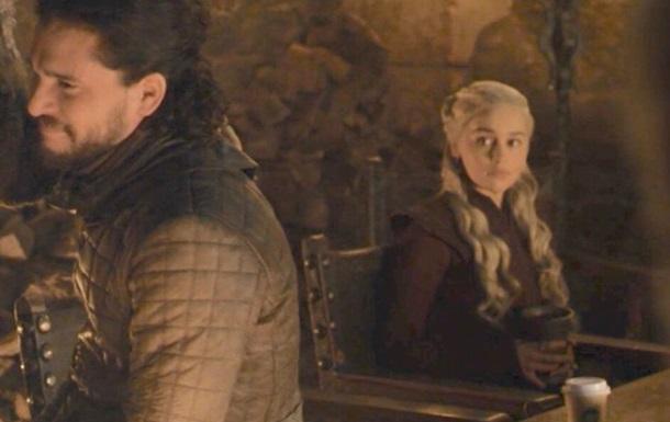 В новой серии Игры престолов нашли киноляп