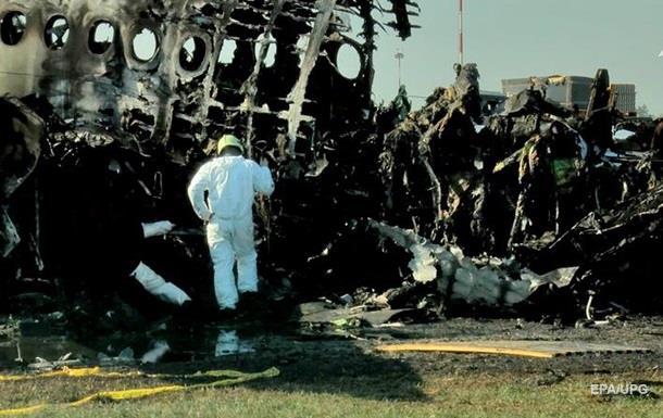 Авіакатастрофа в РФ: екіпаж розповів подробиці