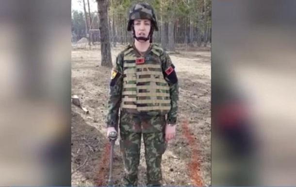 У Латвії загинула офіцер збройних сил Албанії