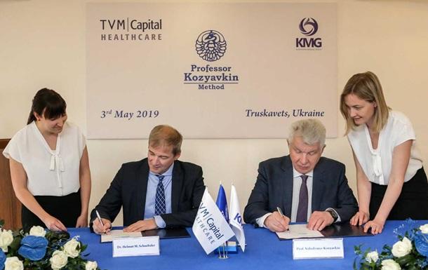 Компанія TVM Capital Healthcare розпочинає співпрацю з Kozyavkin Medical Group