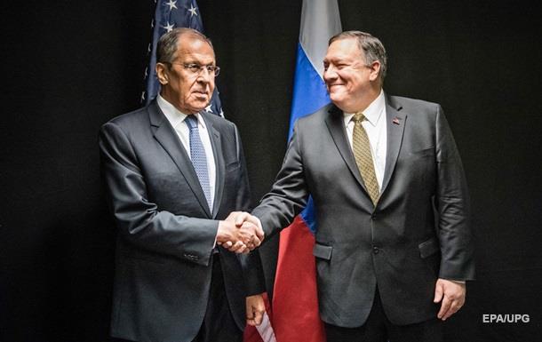 Лавров обговорив з Помпео міжнародні конфлікти