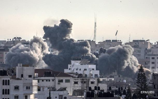 Ізраїль обстріляв сектор Газа: кількість жертв зросла до 31