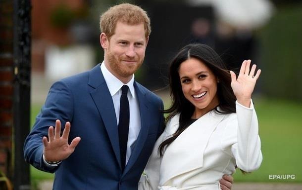 Принц Гарри рассказал о родах Меган Маркл