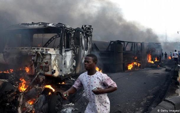 Вибух автоцистерни у Нігері: 58 загиблих, 37 поранених