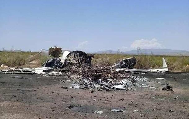 Падіння літака в Мексиці: влада підтвердила загибель 13 осіб