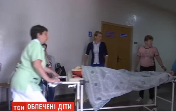 У Житомирській області четверо дітей постраждали під час вибуху