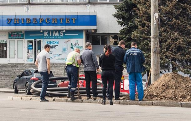 У Дніпрі біля університету знайшли людські кістки