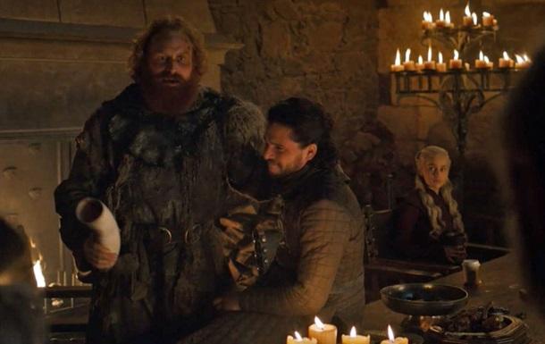 Создатели Игры престолов объяснили стакан кофе в кадре