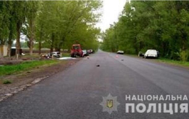 На Київщині п яний депутат збив на смерть двох людей на мотоциклі