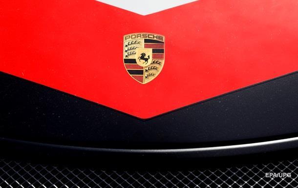Автовиробника Porsche оштрафували на півмільярда