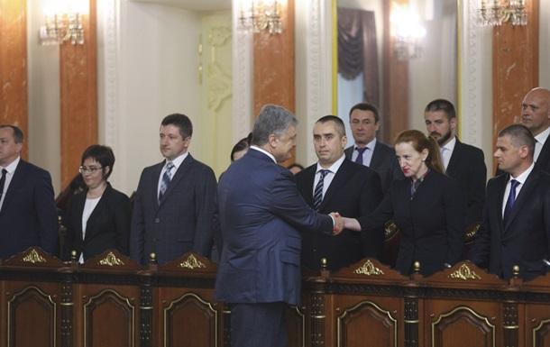 Названа дата початку роботи Антикорупційного суду